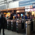 Ticket barriers are far from a welcoming environment for passengers.